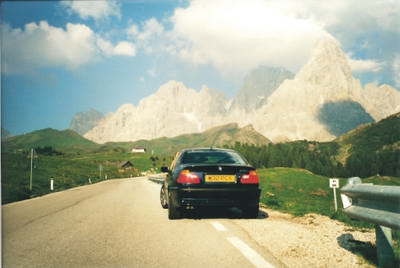 If you enjoy driving just for the fun of it then you'll love these roads!
