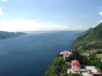 Tignale View of Lake Garda