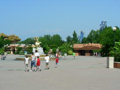 Gardaland is a great family day out!