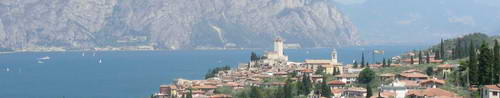 The wonderful town of Malcesine