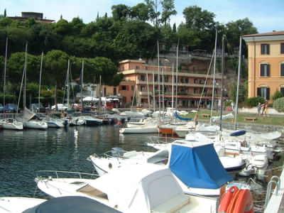 Dusano port area