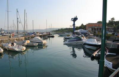 We really like the port area here.