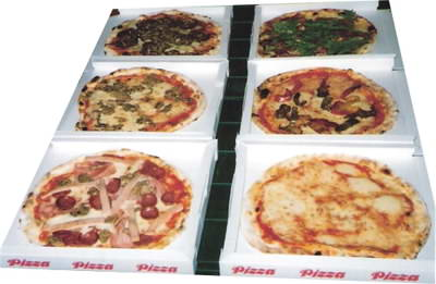 Fancy a pizza takeaway? We did!!!
