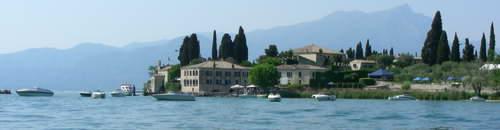 Punta San Viglio near Garda