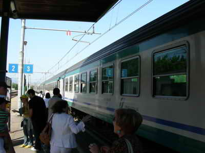 lake garda trains