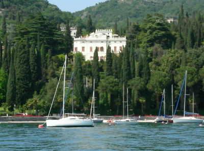 Most Villas have beautiful surroundings!