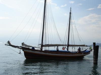 Sailing Trip In Wooden Boat From Bardolino