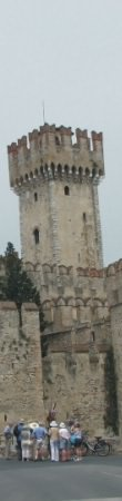 Castle at Sirmione