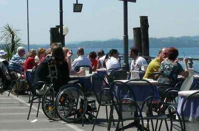 Just because your in a wheelchair doesn't mean you have to miss out!