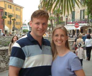 Us as Lake Garda of course!